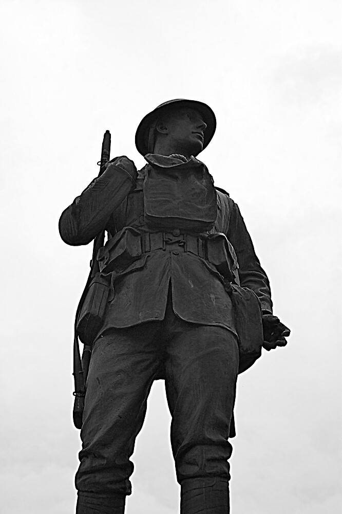 The Soldier by Lou Wilson