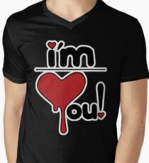 i'm over you! Men's V-Neck T-Shirt