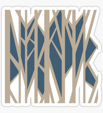 Trees Sticker