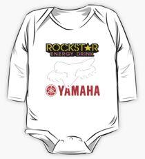 Rockstar Energy Yamaha Fox Racing One Piece - Long Sleeve