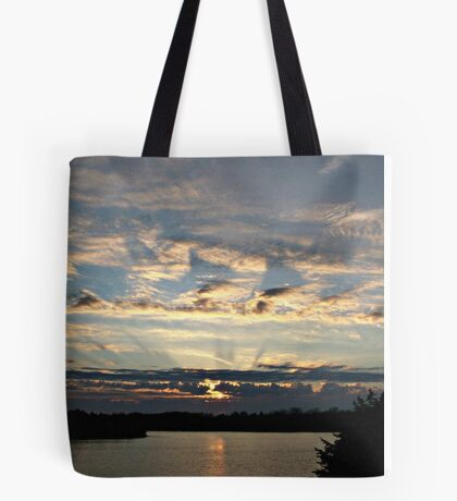 Streaming Twilight Tote Bag
