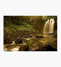 Majestic Falls Photographic Print