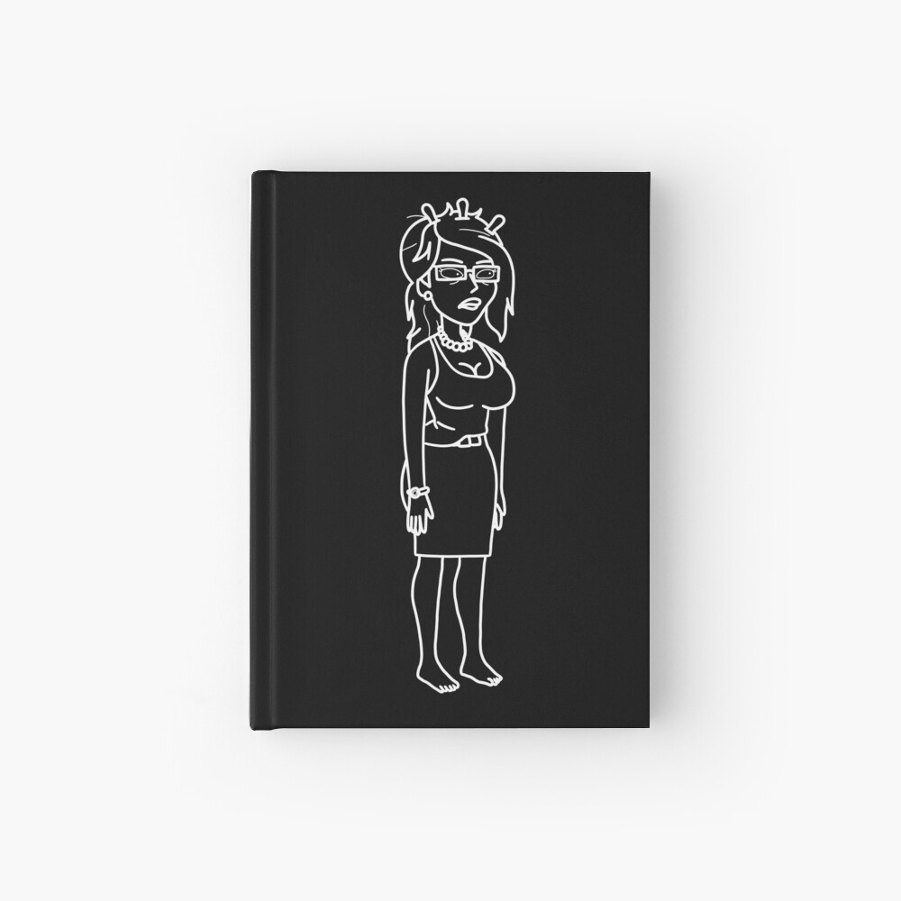 Unity | Rick and Morty character Hardcover Journal