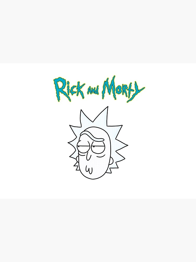 Rick Sanchez | Rick and Morty Character by newarts