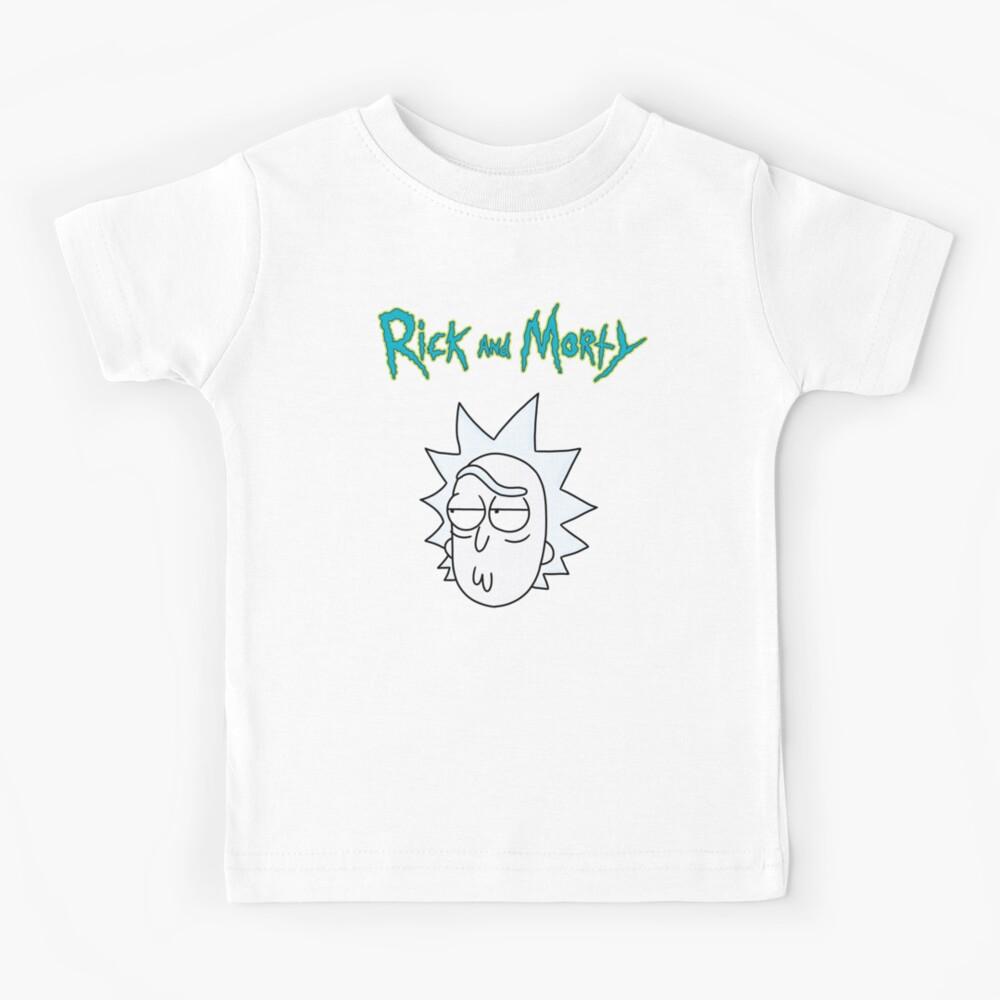 Rick Sanchez | Rick and Morty Character Kids T-Shirt
