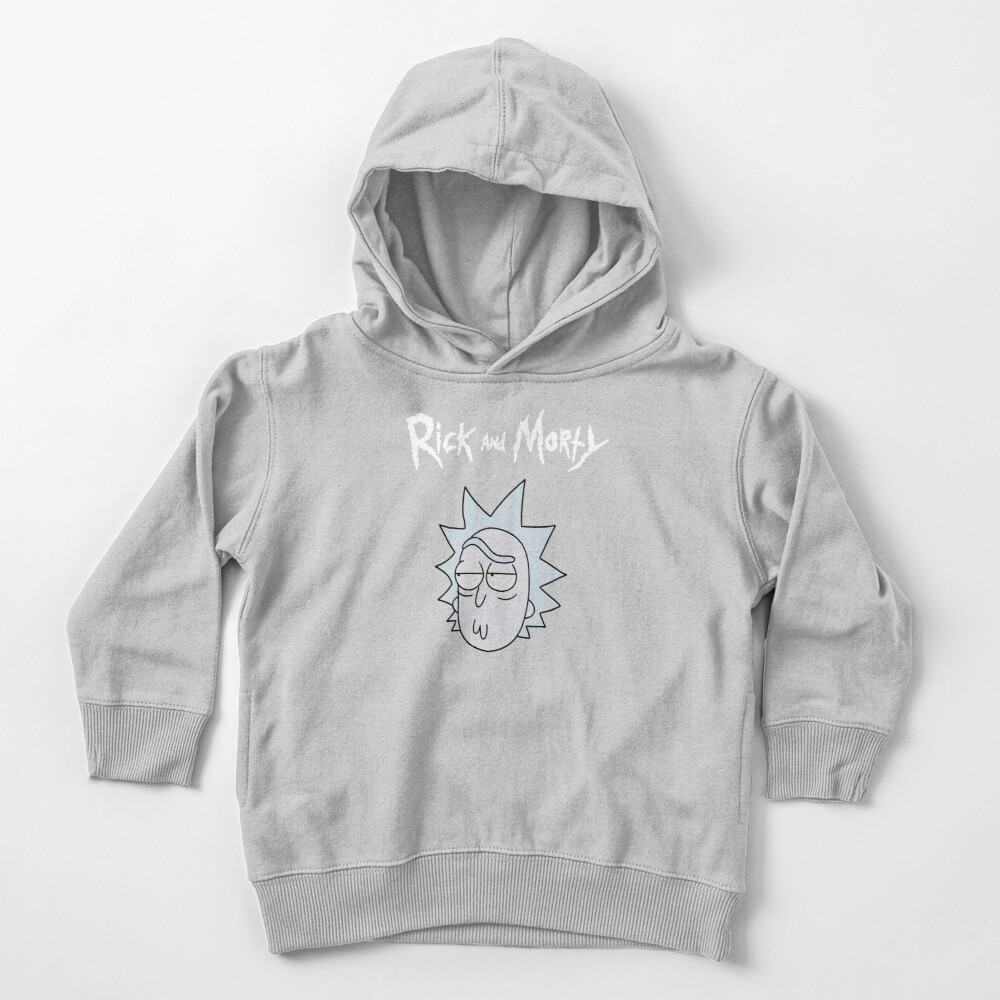 Rick Sanchez | Rick and Morty Character Toddler Pullover Hoodie