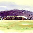 Fort Davidson Battlefield by KipDeVore