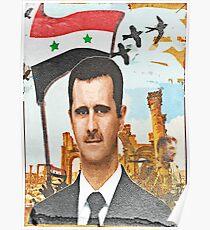 Still Standing - Syria Al Assad Poster