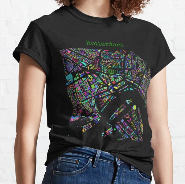 Rotterdam City of Colours Classic T-Shirt