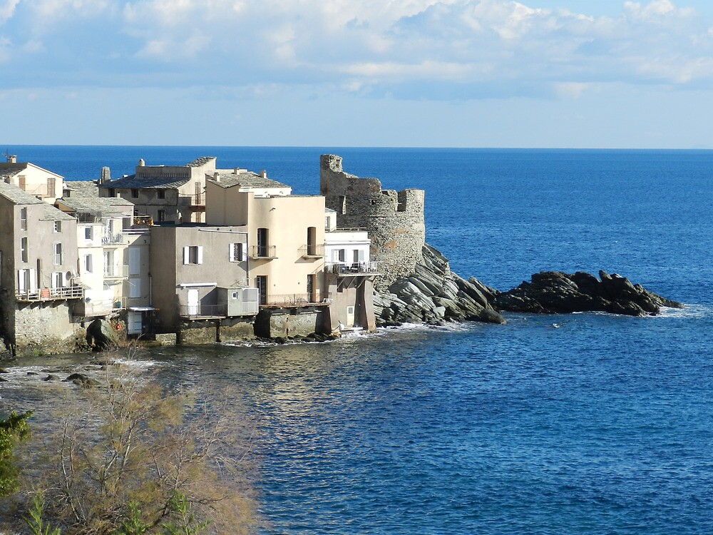 Cap Corse by Bougeotte