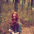 The Progression of Autumn by Allison Imagining