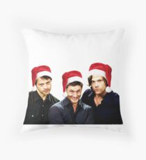 A Supernatural Christmas Throw Pillow