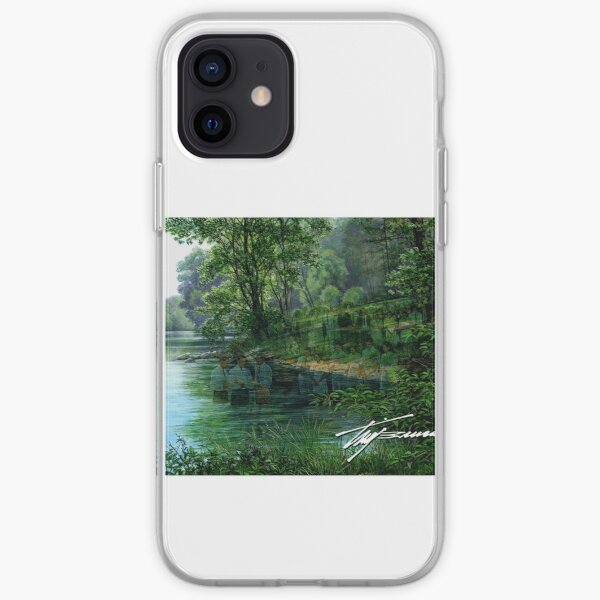 Gather at the River Mug iPhone Soft Case