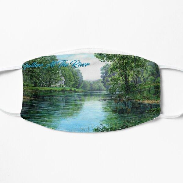 Gather at the River Mug Flat Mask