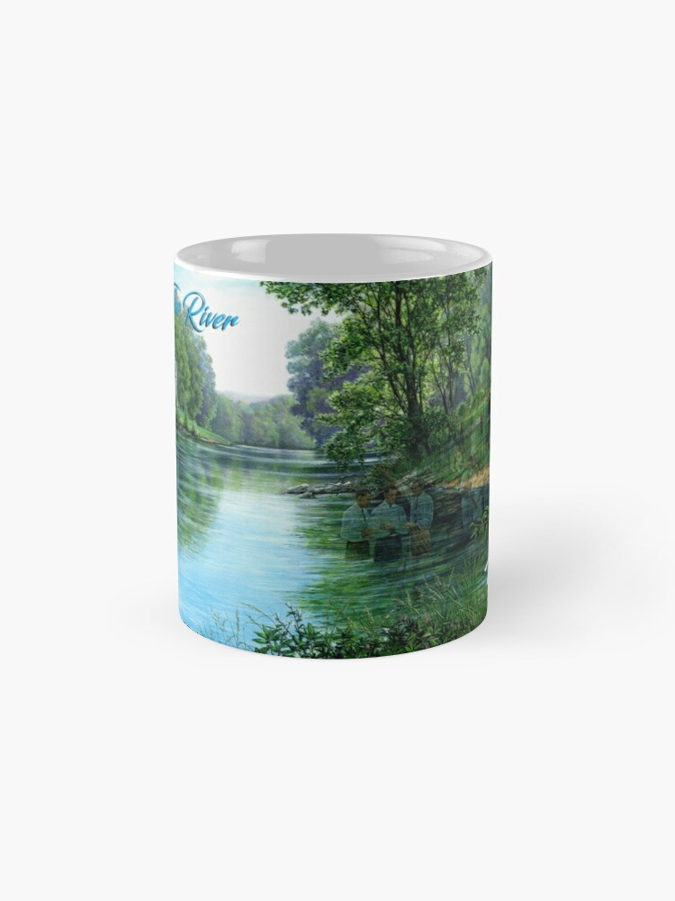 Alternate view of Gather at the River Mug Mug