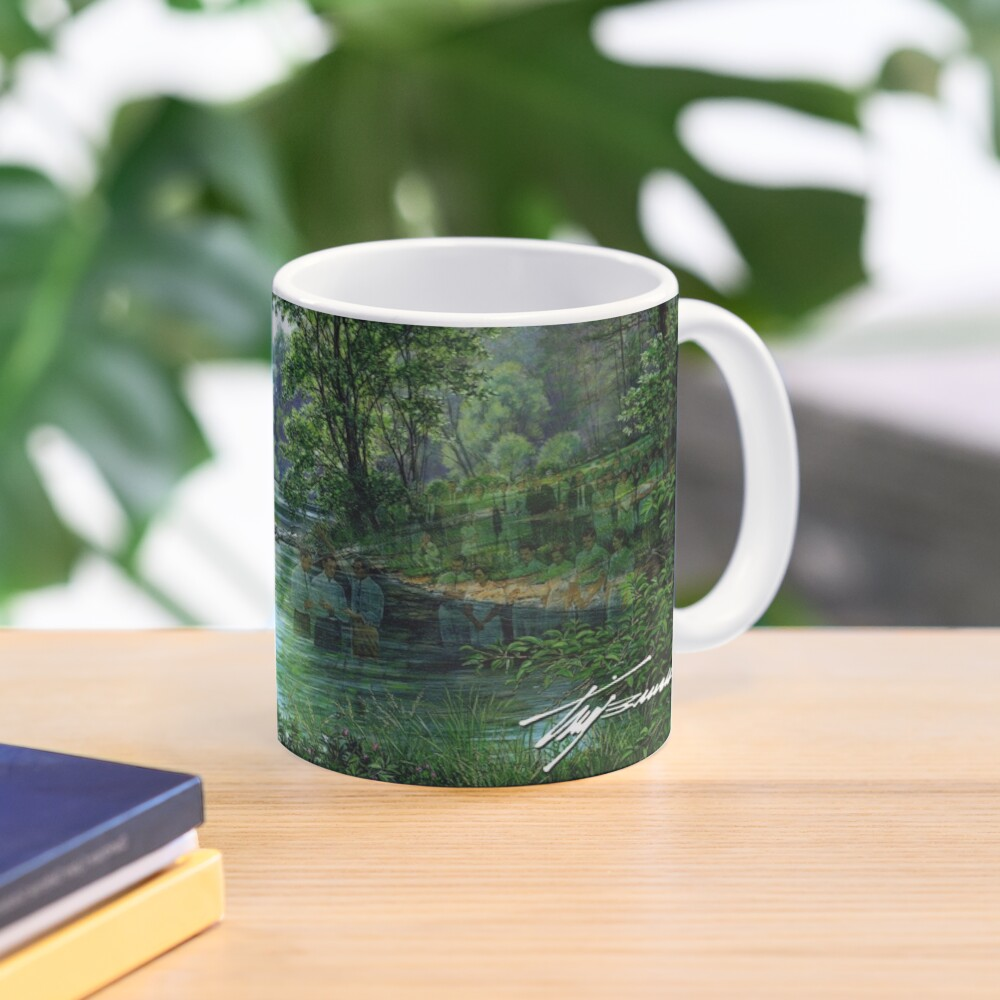 Gather at the River Mug Mug