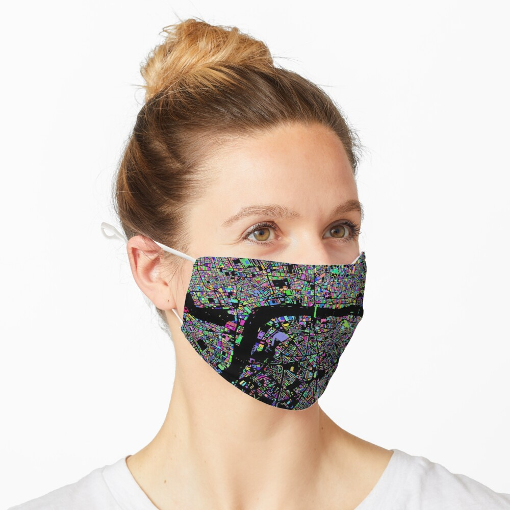 The Colours of London Mask