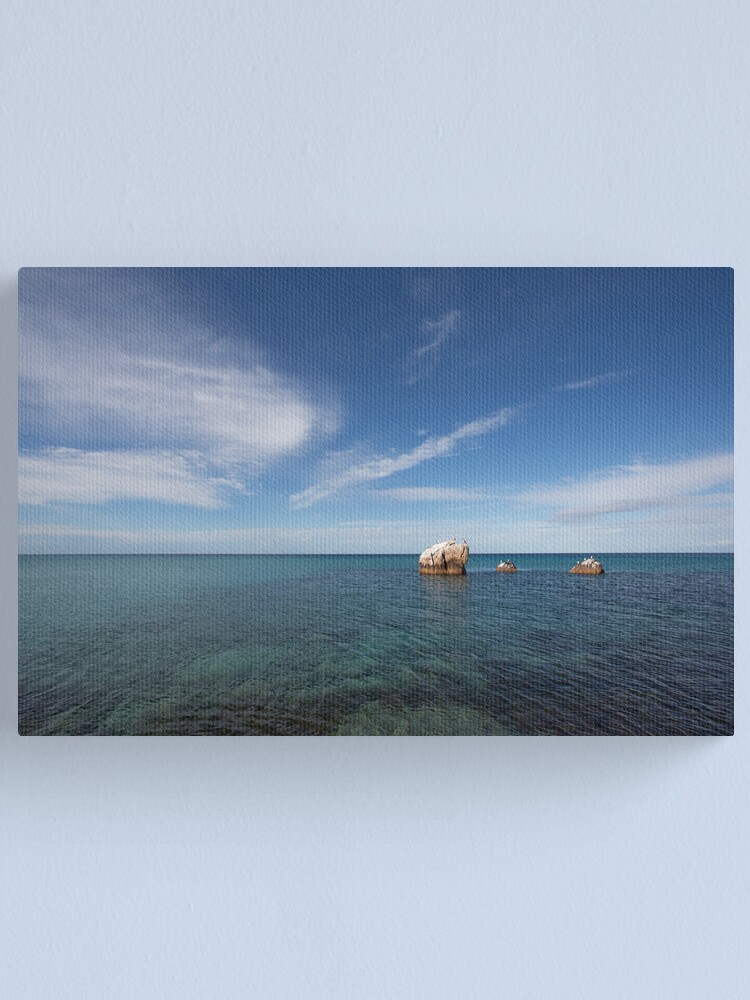 Alternate view of Meelup Bay Canvas Print