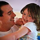 Daddy & Daughter by PhotoFox