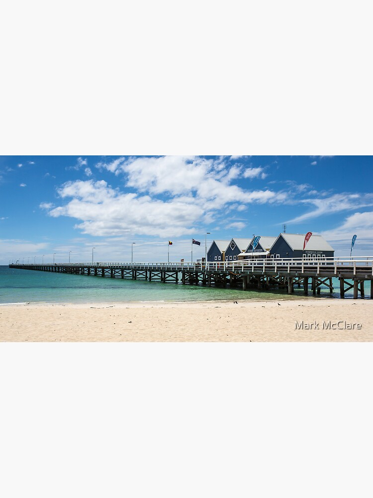 Busselton Jetty by mcclare