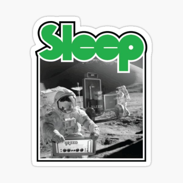 Sleep Sticker