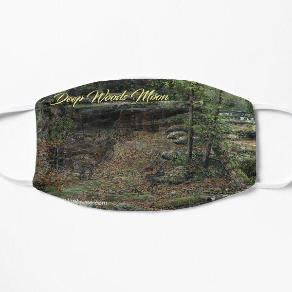 Deep Woods Moon Mug Flat Mask