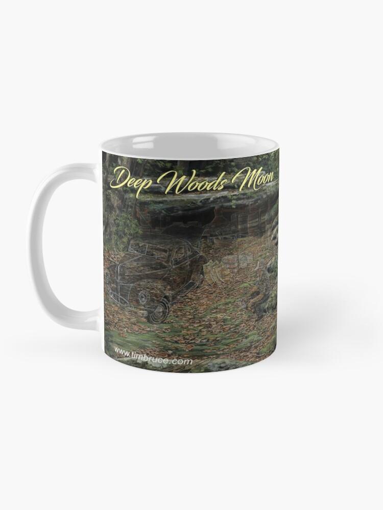 Alternate view of Deep Woods Moon Mug Mug
