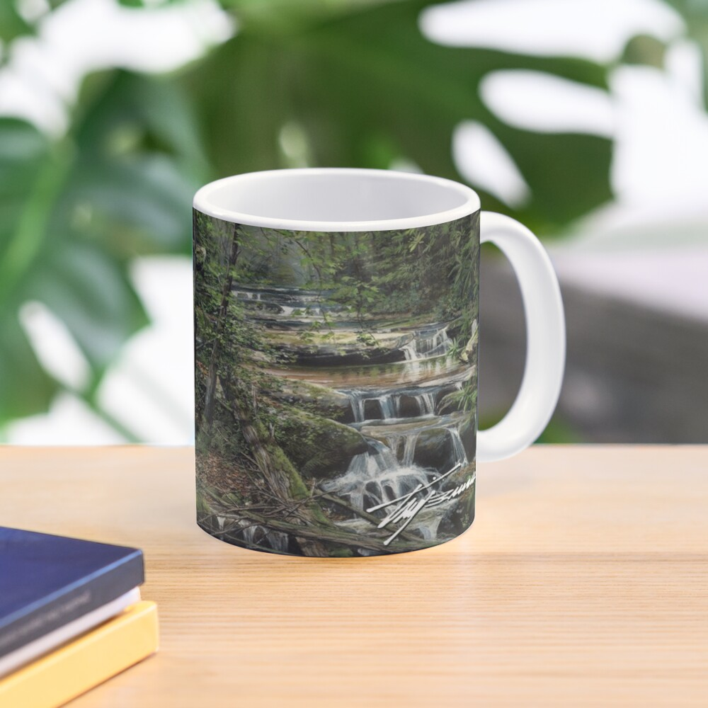 Deep Woods Moon Mug Mug