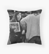 Sex Survey Throw Pillow