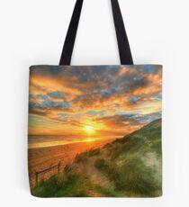 Ocean Grove Sunset Tote Bag