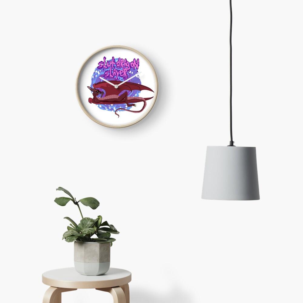 Rick & Morty™ Dragon slayers! Clock