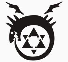 FullMetal Alchemist Uroboro [black] | Unisex T-Shirt