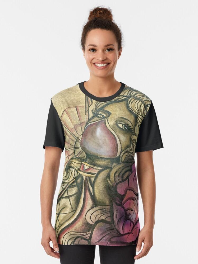Alternate view of Mortal Kombat Graphic T-Shirt