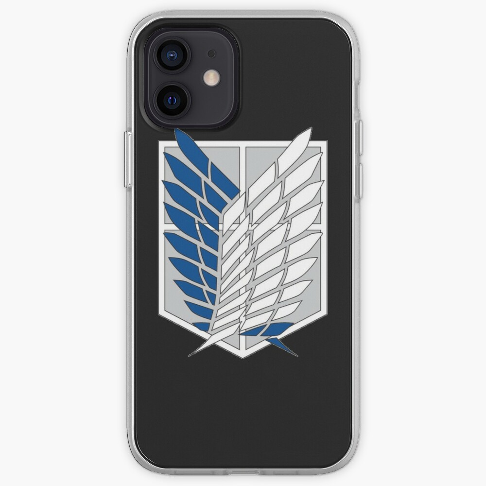 Manga artwork by SergeCreation SNK iPhone Case & Cover