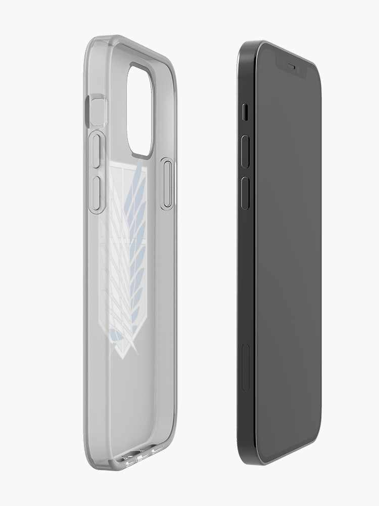 Alternate view of Manga artwork by SergeCreation SNK iPhone Case & Cover