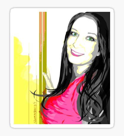 Stephanie Sticker