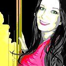 Stephanie by iskamontero
