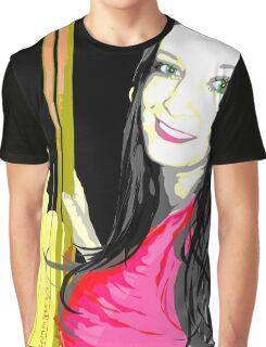 Stephanie Graphic T-Shirt