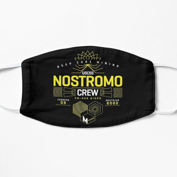 Masque Alien Nostromo Masque sans plis
