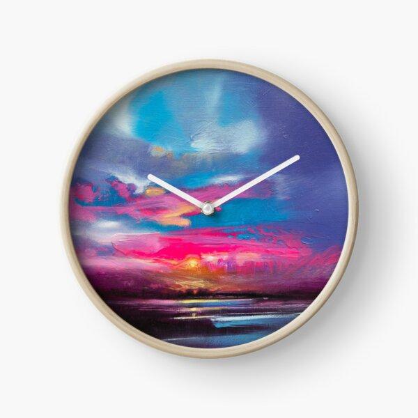 Chromodynamics Study Clock