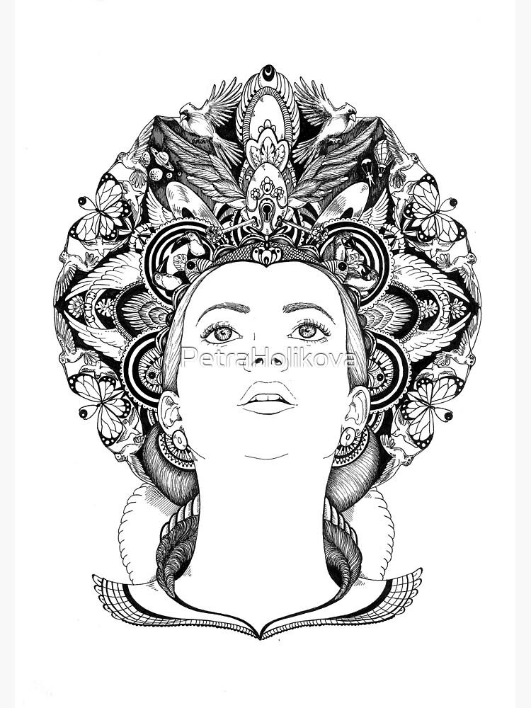 A Head Full of Dreams by PetraHolikova