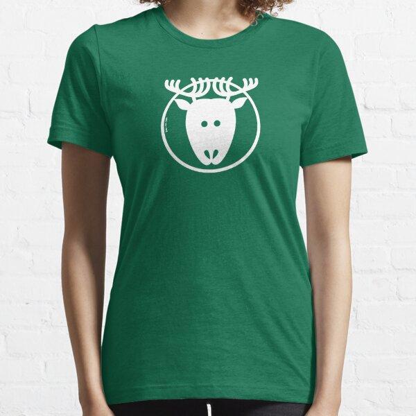 Christmas Reindeer Avatar Essential T-Shirt