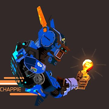 I am Chappie by briteddy