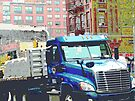 Bravo Truck, Harlem by Benedikt Amrhein