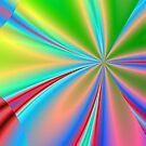 Rainbow Pinwheel by pjwuebker