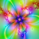 Rainbow Emanations by pjwuebker