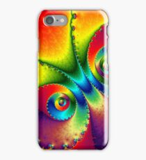 Rainbow Butterfly iPhone Case/Skin