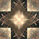 Radiant Cross by pjwuebker