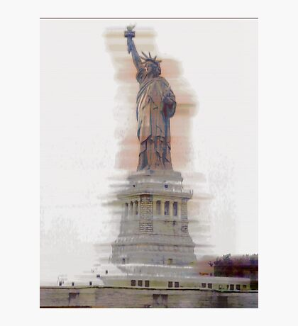 Lady Liberty #2 Photographic Print