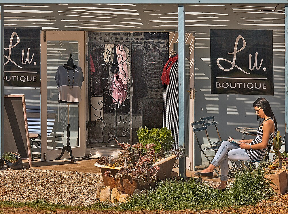 Lu Boutique by awefaul